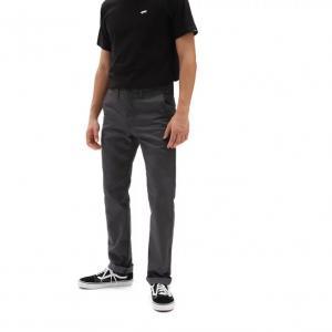 Kalhoty Vans AUTHENTIC CHINO STRETCH Asphalt