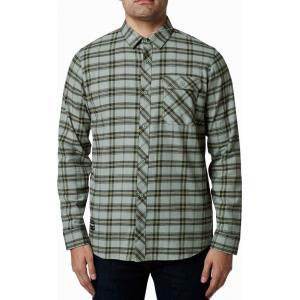 Košile Fox Boedi Ls Flannel Eucalyptus