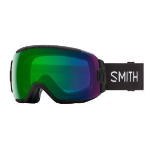 Lyžařské brýle Smith VICE BLACK/CHROMAPOP EVERYDAY GREEN MIRROR