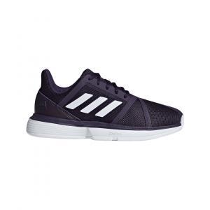 Boty Adidas CourtJam Bounce W LEGPUR/FTWWHT/MSILVE