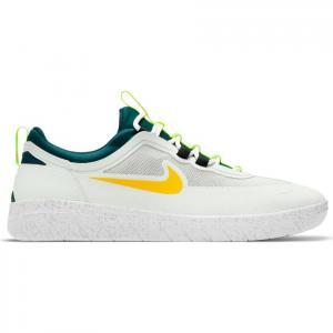 Boty Nike SB NYJAH FREE 2 summit white/university gold-geode teal