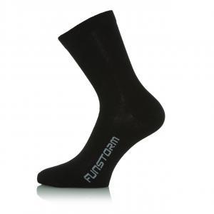 Ponožky Funstorm Kepor black