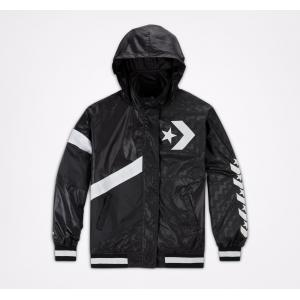 Bunda Converse VOLTAGE JACKET BLACK