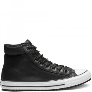 Boty Converse CHUCK TAYLOR ALL STAR PC BOOT BLACK/BLACK/WHITE
