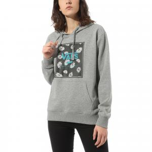Mikina Vans MURTLE HOODIE Grey Heather