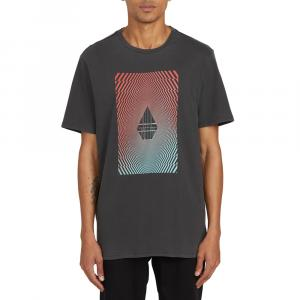 Tričko Volcom Floation S/S Tee Black