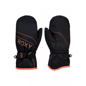 Rukavice Roxy JETTY SOLID GIRL MITT TRUE BLACK