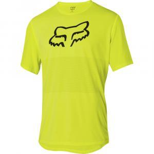 Pánský cyklodres Fox Ranger Ss Foxhead Jersey Fluo Yellow