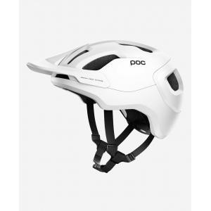 Cyklistická helma POC Axion SPIN Matt White
