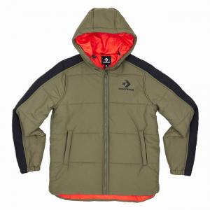 Zimní bunda Converse Poly Fill Jacket FIELD SURPLUS