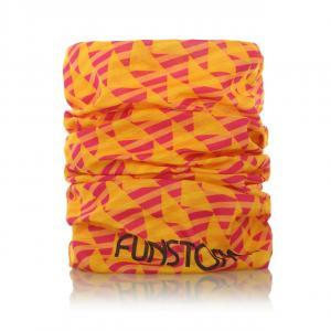 Nákrčník Funstorm Tri Yellow