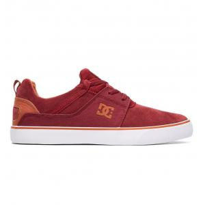 Boty DC HEATHROW VULC BURGUNDY