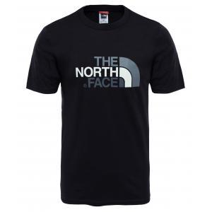Tričko The North Face S/S EASY TEE TNF BLACK
