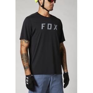 Pánský cyklodres Fox Ranger Ss Jersey Fox Black