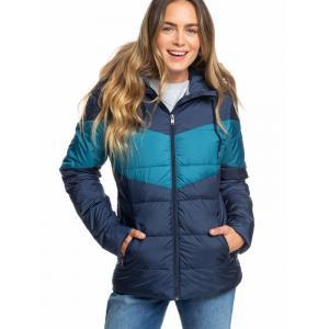 Zimní bunda Roxy FEELING BREEZY MOOD INDIGO
