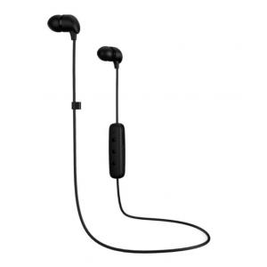 Sluchátka Happy Plugs In-Ear Wireless Black