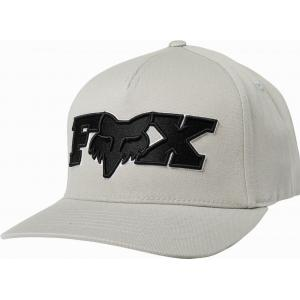 Kšiltovka Fox Ellipsoid Flexfit Hat Grey/Black