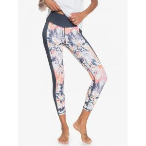 Legíny Roxy RUNWAY CIRCLE PANT II MOOD INDIGO TROUBLE DOUBLE