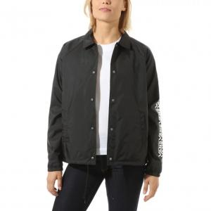Bunda Vans Thanks Coach Fair Well Jacket BLACK