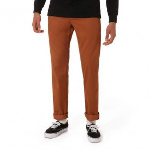 Kalhoty Vans AUTHENTIC CHINO Stretch ARGAN OIL