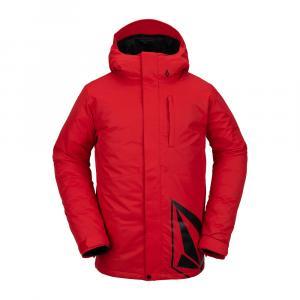 Zimní bunda Volcom 17Forty Ins Jacket Red