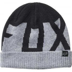 Čepice Fox Ridge Beanie Update Black