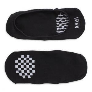 Ponožky Vans GIRLY NO SHOW  Black/White (2 PAIR)