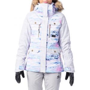 Zimní bunda Rip Curl CHIC JKT  LILAC ROSE