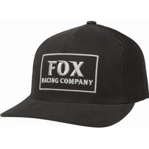 Kšiltovka Fox Heater Snapback Hat Black