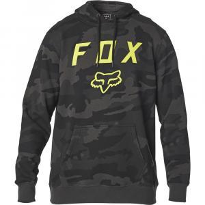 Mikina Fox Legacy Moth Camo Po Fleece Black Camor