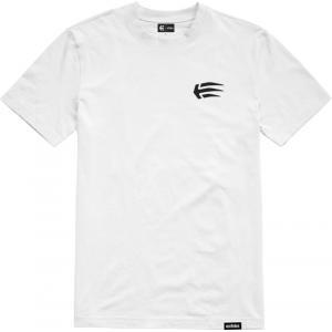 Tričko Etnies Joslin S/S Tee WHITE