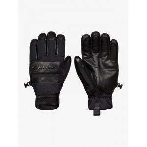 Rukavice Quiksilver SQUAD GLOVE TRUE BLACK