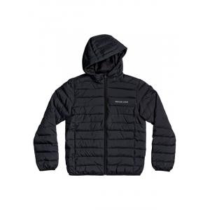 Zimní bunda Quiksilver SCALY YOUTH BLACK