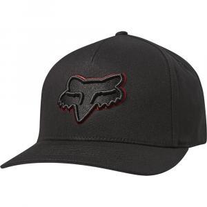 Kšiltovka Fox Epicycle Flexfit Hat Black/Red