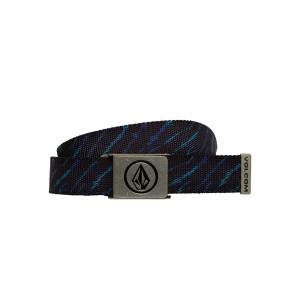 Pásek Volcom Circle Web Belt Tie Dye