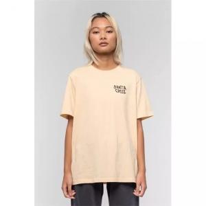 Tričko Santa Cruz Poppy Hand T-Shirt Sand