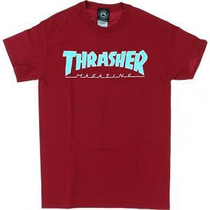 Tričko Thrasher OUTLINED Cardinal
