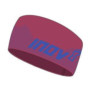 Čelenka Inov-8 RACE ELITE HEADBAND pink/blue