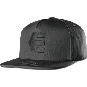 Kšiltovka Etnies Icon Snapback BLACK/BLACK