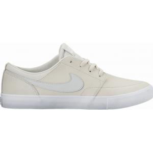 Boty Nike SB PORTMORE II SOLAR light bone/pure platinum-white-black