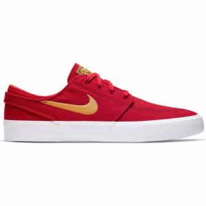 Boty Nike SB ZOOM JANOSKI CNVS RM PRM university red/club gold-university red