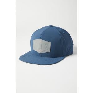 Kšiltovka Fox Emblem Snapback Hat Dark Indigo
