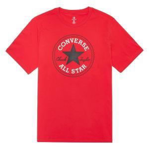 Tričko Converse NOVA CHUCK PATCH TEE UNIVERSITY RED