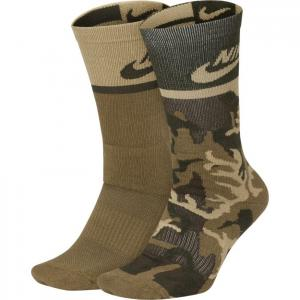 Ponožky Nike ENERGY CREW 2PR - GFX multi-color