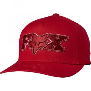 Kšiltovka Fox Ellipsoid Flexfit Hat Chilli