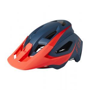 Cyklistická helma Fox Speedframe Pro Hlmt Rpt, Ce Dark Indigo