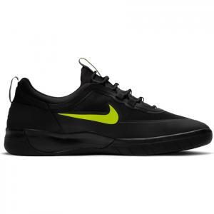 Boty Nike SB NYJAH FREE 2 black/cyber-black-black