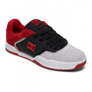 Boty DC CENTRAL BLACK/RED/GREY