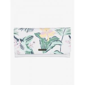 Peněženka Roxy HAZY DAZE BRIGHT WHITE PRASLIN