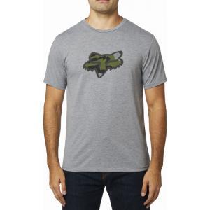 Tričko Fox Predator Ss Tech Tee Heather Graphite